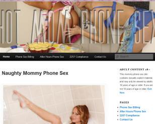 Happens. Let's Hot phone sex moms remarkable, useful